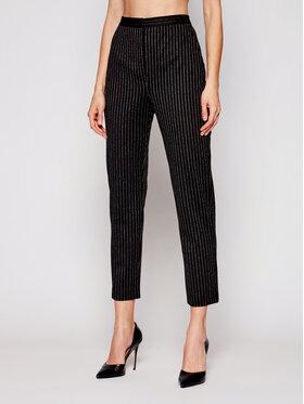MAX&Co. MAX&Co. Kalhoty z materiálu Primato 87819921 Černá Regular Fit