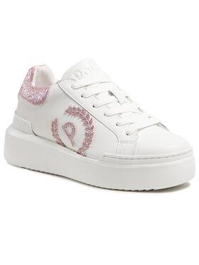 Pollini Pollini Sneakersy SA15014G1CXA110A Biały
