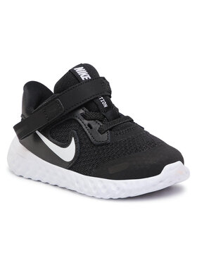 NIKE NIKE Chaussures Revolution 5 Flyease (TDV) CQ4651 004 Noir