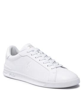 Polo Ralph Lauren Polo Ralph Lauren Sneakersy Hrt Ct II 809845110002 Biały