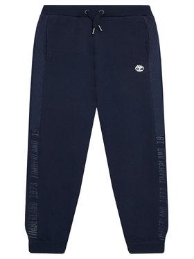 Timberland Timberland Pantalon jogging T24B24 D Bleu marine Regular Fit