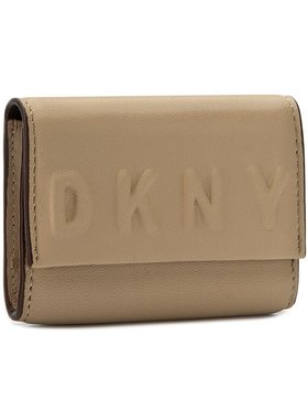DKNY DKNY Pouzdro na vizitky Slgs Debossed Logo R172440102