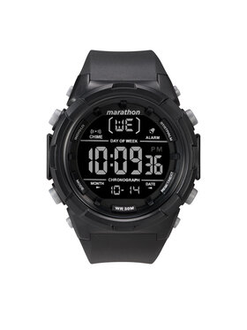 Timex Timex Hodinky Marathon TW5M22300 Čierna