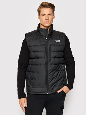 The North Face The North Face Mellény Aconcagua NF0A4R2FJK31 Fekete Regular Fit