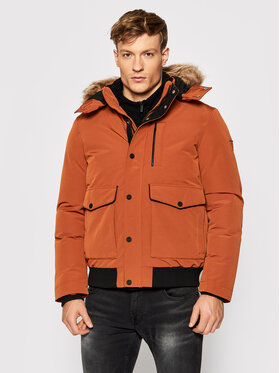 Guess Guess Winterjacke M1BL24 WE6Z2 Orange Regular Fit