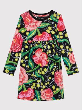 Desigual Desigual Ежедневна рокля Opala 21WGVK20 Цветен Regular Fit