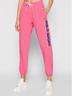 Polo Ralph Lauren Polo Ralph Lauren Pantalon jogging Akl 211806442009 Rose Oversize