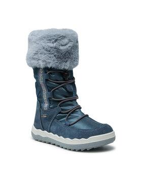 Primigi Primigi Cizme de zăpadă GORE-TEX 8382522 S Albastru