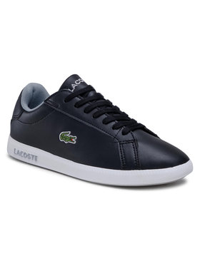 Lacoste Lacoste Sneakersy Graduate 0721 1 Suj 7-41SUJ0006231 Černá