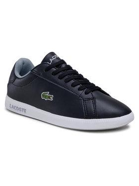 Lacoste Lacoste Sneakersy Graduate 0721 1 Suj 7-41SUJ0006231 Čierna