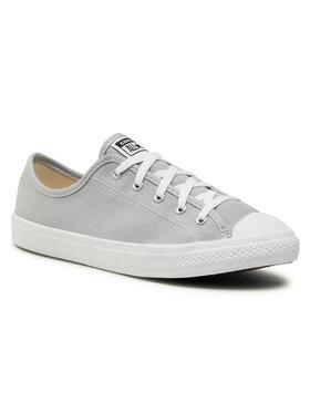 Converse Converse Sneakers aus Stoff Ctas Dainty Ox 566770C Grau