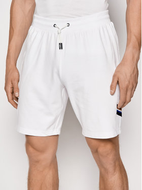 CMP CMP Szorty sportowe 31D8557 Biały Regular Fit