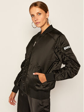 Guess Guess Bomber Ermin W0YL77 WB3C0 Nero Regular Fit