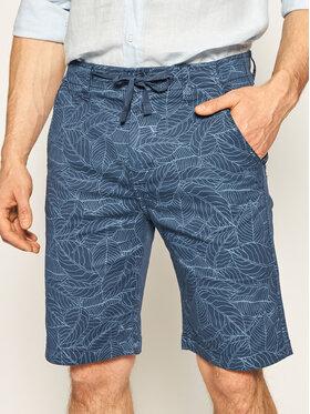 Pepe Jeans Pepe Jeans Jeansshorts Clife Short Leaf PM800774 Dunkelblau Regular Fit