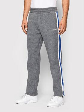 Guess Guess Spodnie dresowe U1BA27 FL046 Szary Regular Fit