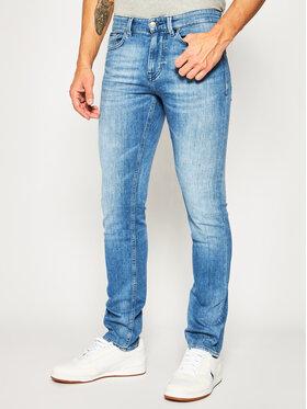 Boss Boss Jeans Slim Fit Delaware3-1+ 50426456 Blu Slim Fit