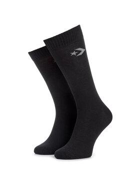 Converse Converse Set od 3 para muških visokih čarapa E745B-3020 Crna