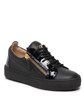 Giuseppe Zanotti Giuseppe Zanotti Sneakersy RW00017 008 Černá