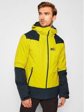Millet Millet Veste de ski Roldal MIV8935 Jaune Regular Fit