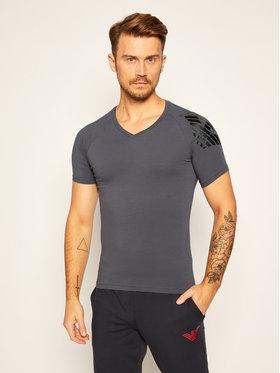 Emporio Armani Underwear Emporio Armani Underwear T-Shirt 111760 0A725 00044 Szary Slim Fit