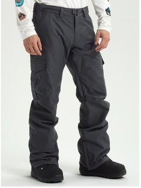 Burton Burton Pantaloni pentru snowboard Cargo 13166105021 Gri Regular Fit