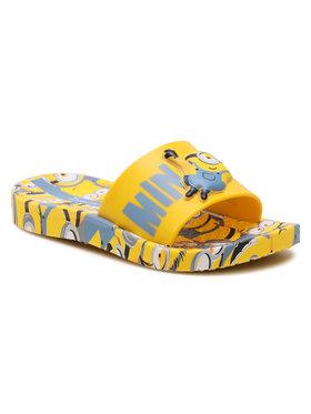 Ipanema Ipanema Klapki Minions Slide Inf 26555 Żółty