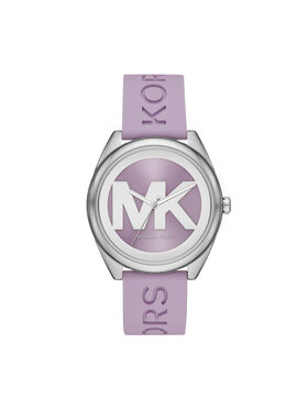 Michael Kors Michael Kors Часовник Janelle MK7143 Виолетов