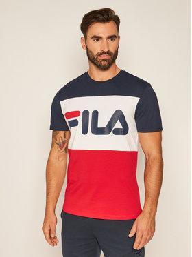 Fila Fila T-shirt Day 681244 Multicolore Regular Fit