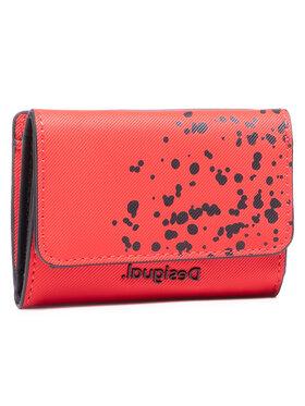 Desigual Desigual Portefeuille femme petit format 21SAYP49 Rouge
