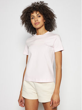 Calvin Klein Jeans Calvin Klein Jeans T-Shirt J20J215322 Różowy Regular Fit