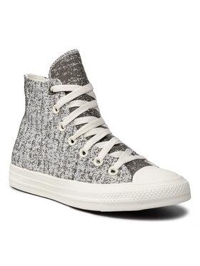 Converse Converse Sneakers aus Stoff Ctas Hi 571357C Grün
