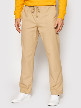 Vans Vans Pantalon en tissu Range VN0A5FJJ Beige Relaxed Fit