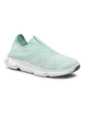 Salomon Salomon Sneakersy Reelax Moc 5.0 W 412783 20 Zielony