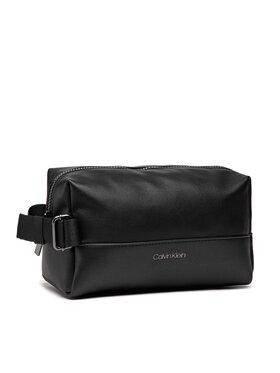 Calvin Klein Calvin Klein Geantă pentru cosmetice Washbag K50K507158 Negru