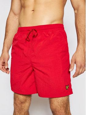 Lyle & Scott Lyle & Scott Kupaće gaće i hlače Plain Swim SH1204V Crvena Regular Fit