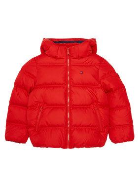 Tommy Hilfiger Tommy Hilfiger Μπουφάν πουπουλένιο Essential KB0KB05879 M Κόκκινο Regular Fit