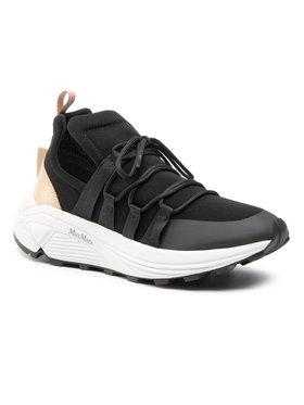 Max Mara Max Mara Sneakers Raissa 476113166 Negru