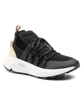 Max Mara Max Mara Sneakers Raissa 476113166 Schwarz
