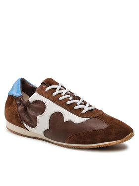 Tory Burch Tory Burch Tenisice Serif Sneaker 75096 Smeđa