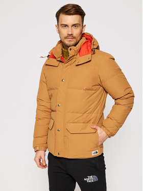 The North Face The North Face Giubbotto piumino Sierra NF0A48LCG411 Marrone Regular Fit