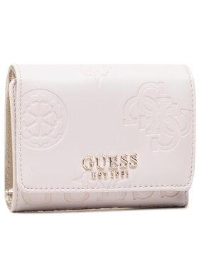 Guess Guess Malá dámska peňaženka Kaylyn Slg SWSG77 47430 Ružová