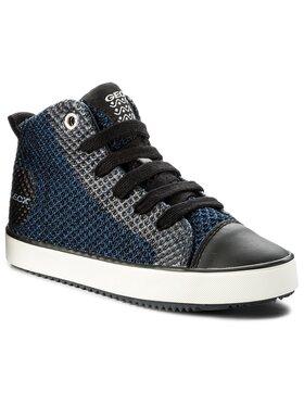 Geox Geox Auliniai batai J Alonisso B. F J822CF 01454 C0045 S Tamsiai mėlyna