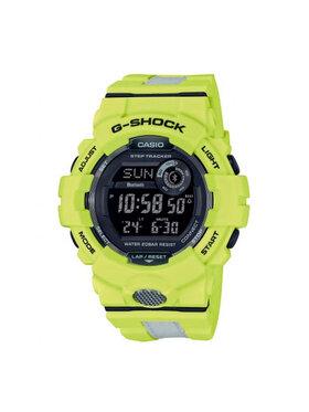 G-Shock G-Shock Hodinky GBD-800LU-9ER Žltá