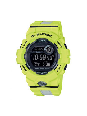 G-Shock G-Shock Hodinky GBD-800LU-9ER Žlutá