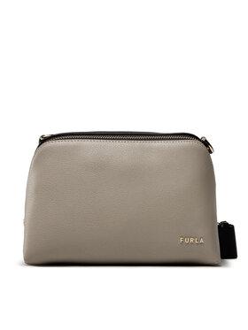 Furla Furla Handtasche Amica WB00322-BX0174-0700S-1-007-20-BG-B Grau