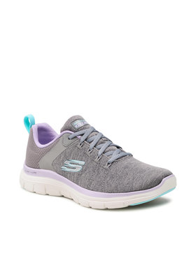 Skechers Skechers Pantofi Flex Appeal 4.0 149307/GYLV Gri