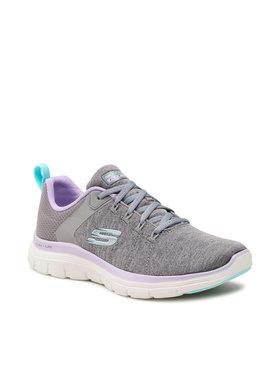 Skechers Skechers Παπούτσια Flex Appeal 4.0 149307/GYLV Γκρι