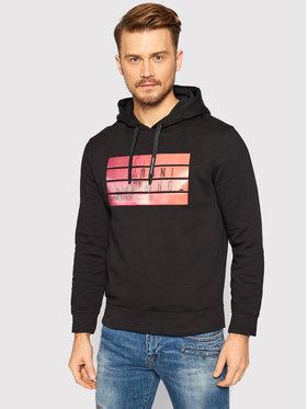 Armani Exchange Armani Exchange Sweatshirt 6HZMFR ZJ1PZ 1200 Schwarz Regular Fit
