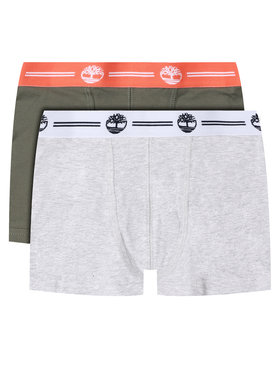 Timberland Timberland Lot de 2 boxers T27085 Multicolore