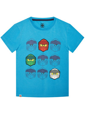 LEGO Wear LEGO Wear T-Shirt 12010022 Blau Regular Fit